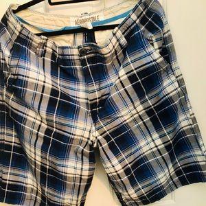 Men's Aeropostale shorts.